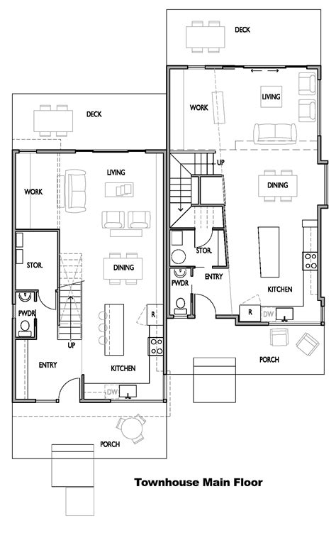 kitchen and living room floor plans fresh kitchen living room floor plans 7638