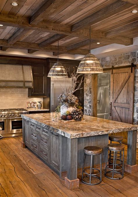 rustic kitchen design ideas best 25 rustic kitchens ideas on rustic