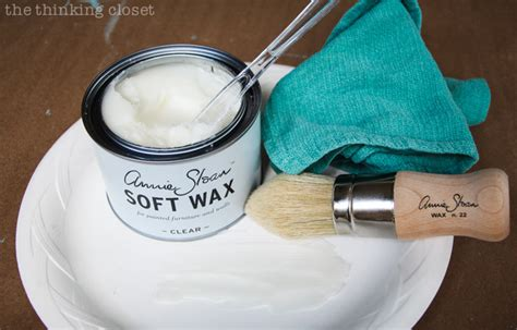 chalk paint wax application the beginner s guide to sloan chalk paint wax