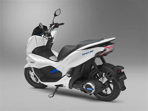 Pcx 2018 Detail by Pcx Electric Ces 2018 Honda