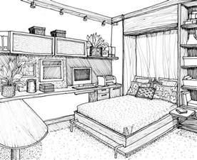easy bedroom designs bedroom drawing ideas simple design 1 on living room