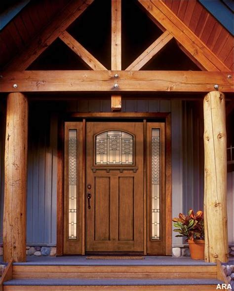 photos of front doors for homes up a tired front entry with a new front door toledo