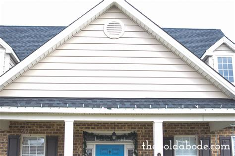 hanging lights without gutters how to hang lights without a ladder