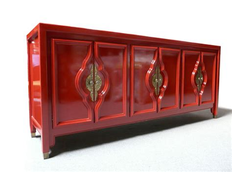lacquer furniture modern lacquered sideboard mid century modern
