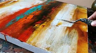 how to paint acrylic on canvas in abstract abstract painting easy how to paint acrylic abstract