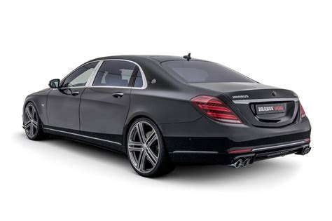 S Class Mercedes by Demonic Limo Mercedes S Class Facelift Gets 888bhp Brabus