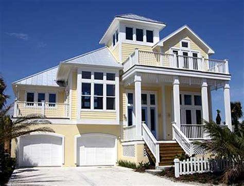 Coastal House plan w13128fl classic coastal house plan e
