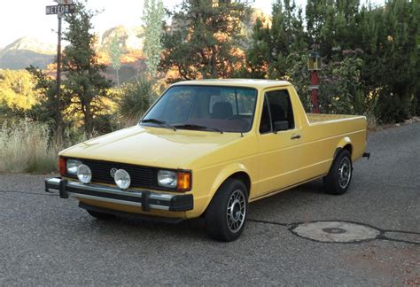 Volkswagen Diesel For Sale by No Reserve Turbo Diesel Swapped 1981 Volkswagen Caddy For