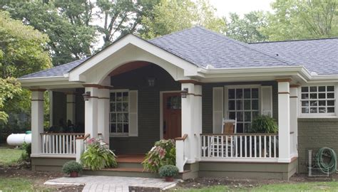 house with a porch choosing the right porch roof style the porch companythe