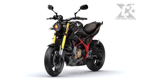 Modifikasi Cb150r by Modifikasi Honda All New Cb150r Cxrider