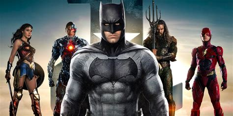 justice league justice league sees batman trying to build friendships