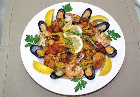 haute cuisine a magical paella business jet traveler