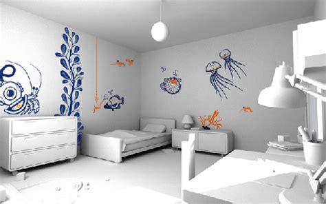 cool paint designs for bedrooms cool wall paint designs home and garden today cool wall