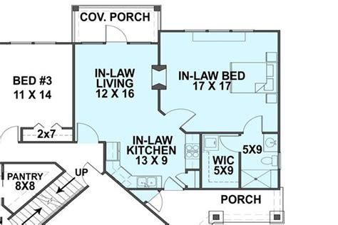 house plans with in suite in house plans the plan collection