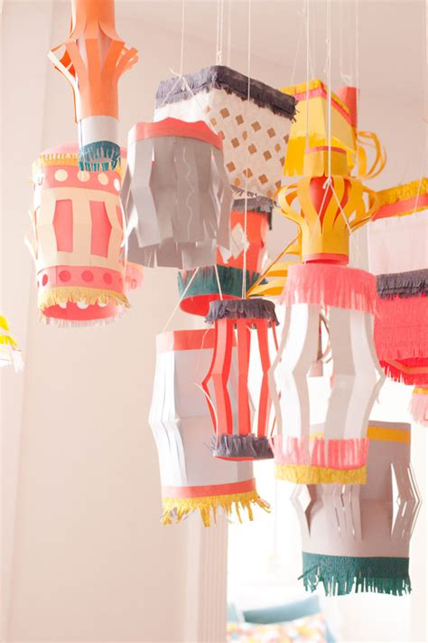 paper lantern craft ideas paper lantern diy