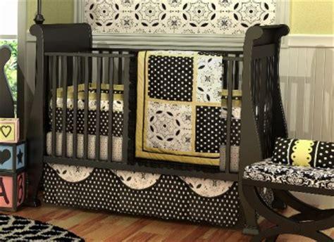 black and yellow crib bedding 10pc black white yellow crib nursery