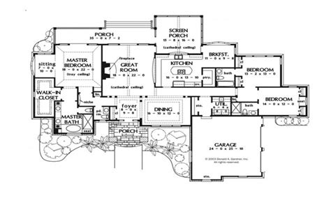 house plans for one story homes one story luxury house plans best one story house plans