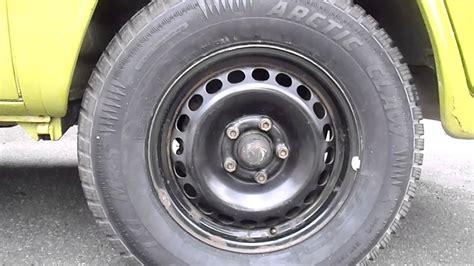Volkswagen Beetle Tire Size vw type 2 tire size
