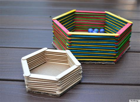 popsicle stick crafts for arts and crafts with popsicle sticks images