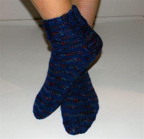 easy knit socks on two needles louise knits needle sock pattern