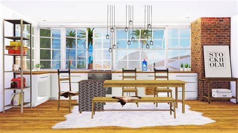 dysprosium dining conversion by maxims teh sims