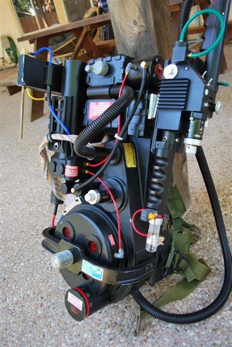 Ghostbusters Replica Proton Pack by Just For Ghostbusters Proton Pack Replica By Matthew
