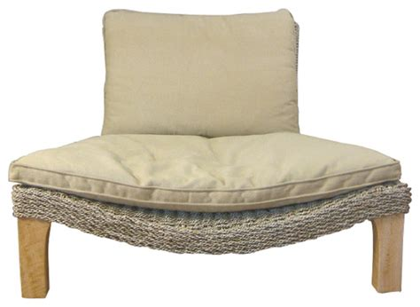 seagrass living room furniture xoticbrands seagrass meditation chair living room