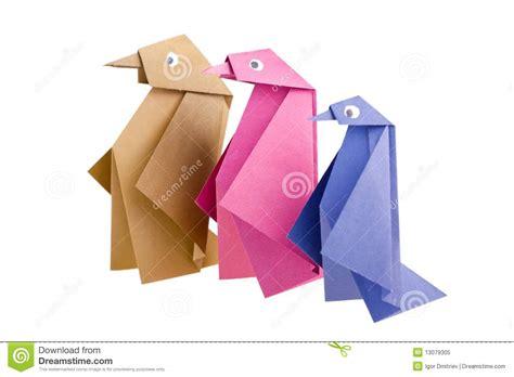 origami figure origami royalty free stock photo image 13079305