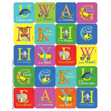 Large Alphabet Wall Stickers best dr seuss alphabet photos 2017 blue maize