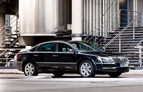 Is Volkswagen Luxury by The S Luxury Car Volkswagen Phaeton
