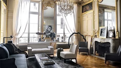 Model Home Interiors interior designer christian liaigre s parisian apartment