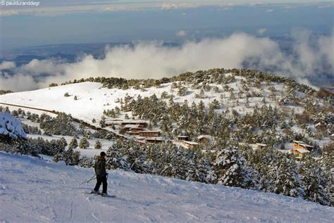 station du mont serein station de ski du mont serein en provence avignon et provence