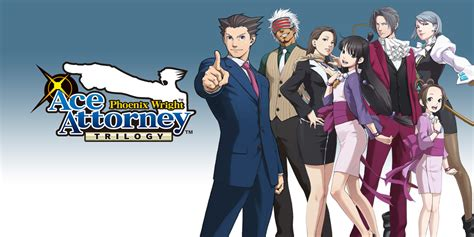 ace attorney ace attorney images ace attorney trilogy hd wallpaper and