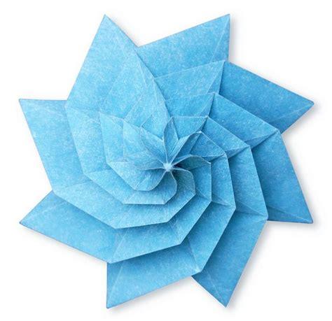 Origami Spiral Craft Or Creative Ideas