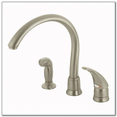 kitchen sinks and faucets moen monticello kitchen faucet 7730