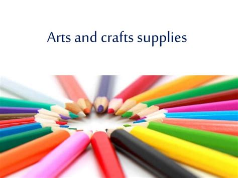 and crafts supplies arts and crafts supplies