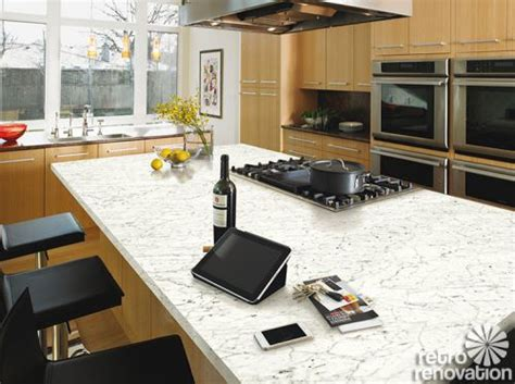 Best Brand Of Kitchen Cabinets formica 6696 46 carrara bianco marble my new top