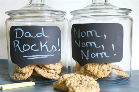 chalkboard jars diy s day craft diy chalkboard conversation