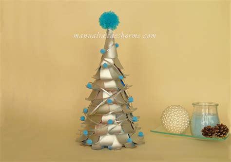 hacer arbol de navidad manualidades herme hacer 193 rbol de navidad con cartones de