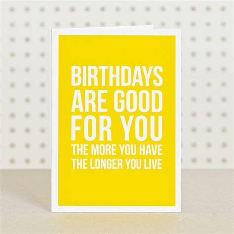 how to make a great birthday card birthdays are for you card by doodlelove