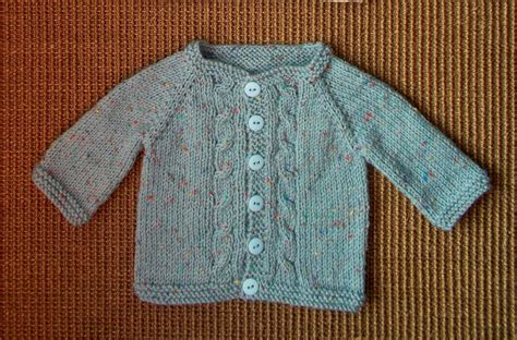 baby cardigan knitted in one marianna s lazy days max baby cardigan jacket