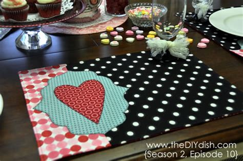 craft paper placemats craft and thermoweb