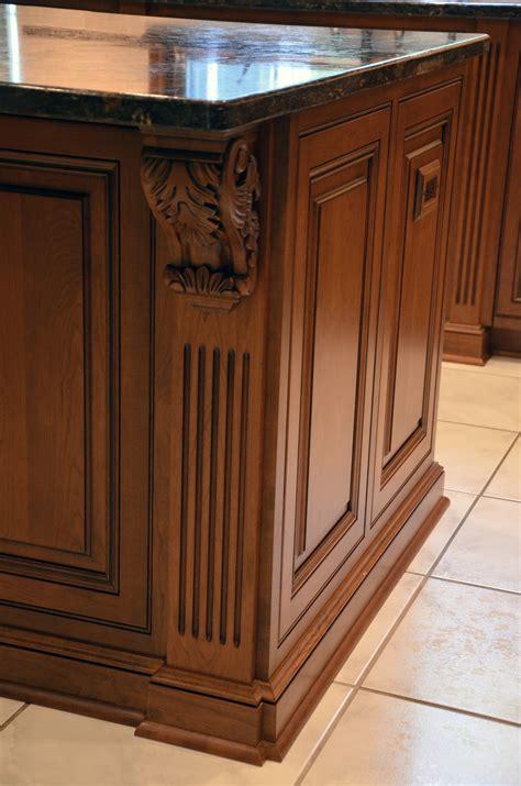 kitchen island corbels traditionaltuscany kitchen holmdel nj by design line kitchens
