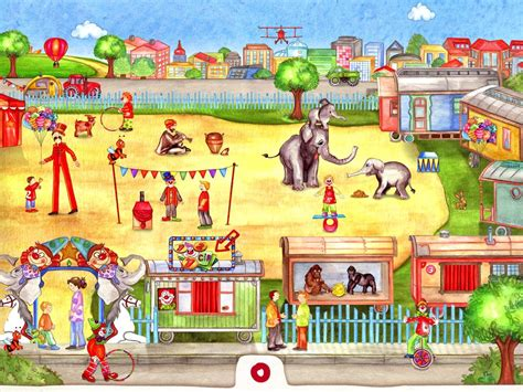 seek and find books pictures toddler s seek find at the circus bestappsforkids