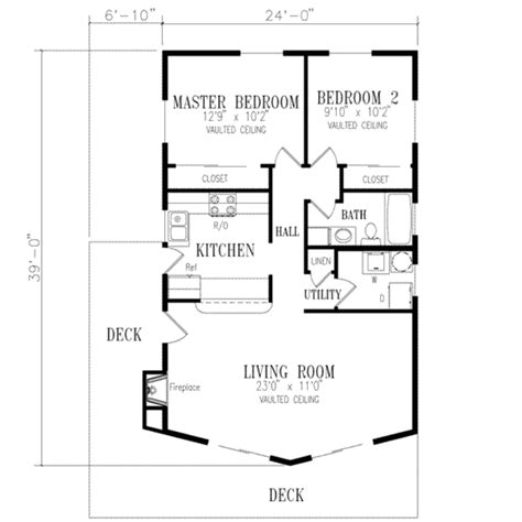 home design plans for 900 sq ft ranch style house plan 2 beds 1 baths 900 sq ft plan 1 125