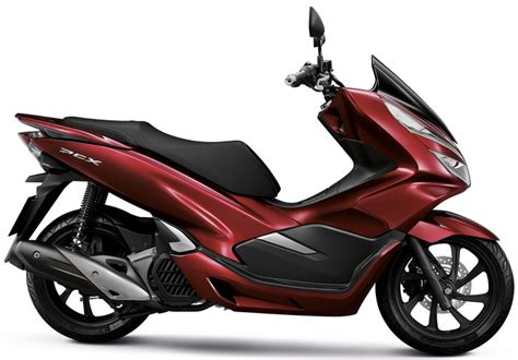 Pcx 2018 Lokal Warna by Pilihan Warna All New Honda Pcx150 2018 Indonesia