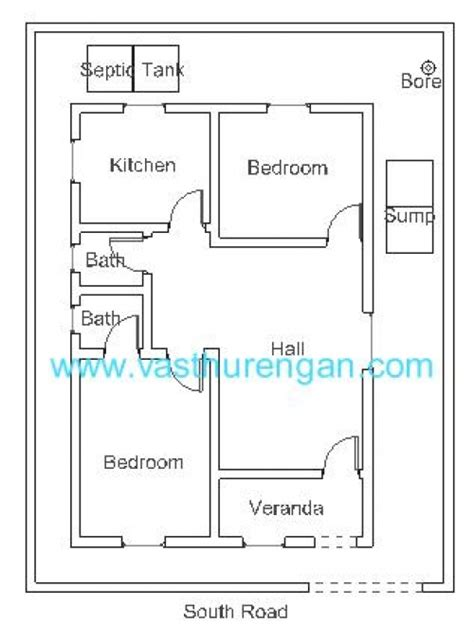 vastu plans for house vastu plan for south facing plot 1 vasthurengan