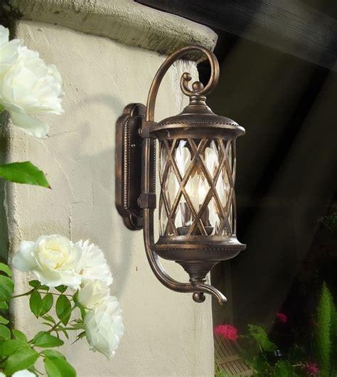 barrington gate hazelnut bronze outdoor wall lantern with