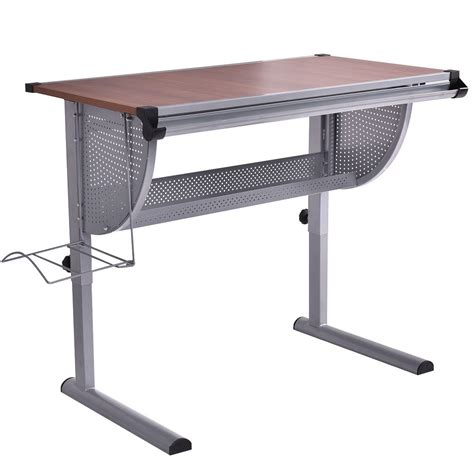 drafting craft table adjustable drafting table drawing desk craft