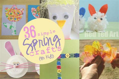 craft kid 36 simple crafts for on as we grow